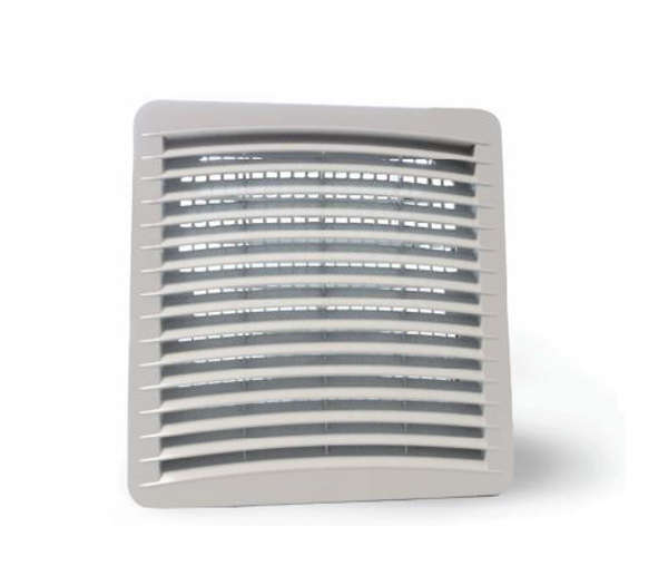 Exhaust Filter Air Vents