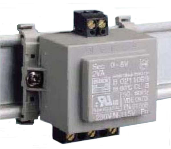 12/24 VAC Transformer for 25mm & 40mm