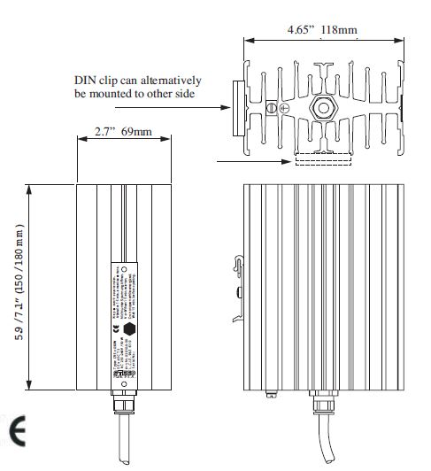 wiring diagram for qmark heater