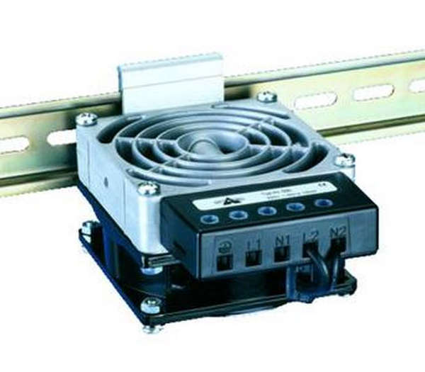 100 - 400 Watt Din Rail Fan Heater