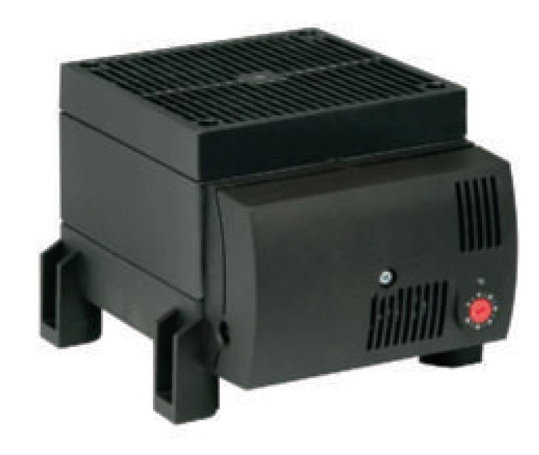 1200W Enclosure Fan Heater with Thermostat