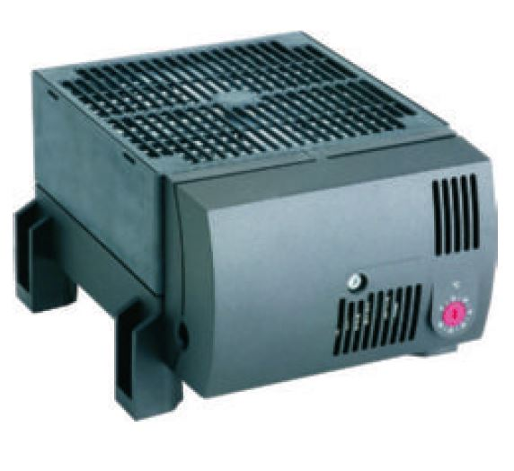 950W Enclosure Fan Heater with Thermostat
