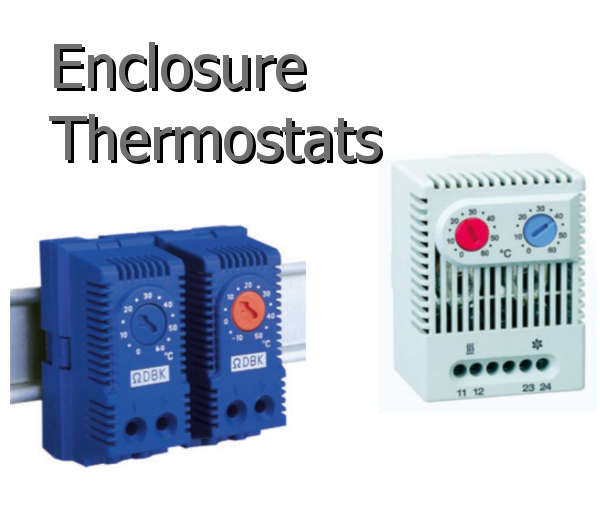 DIN Rail Thermostats